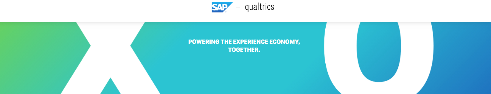 sap qualtrics banner